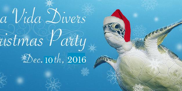 2016 Pura Vida Christmas Party