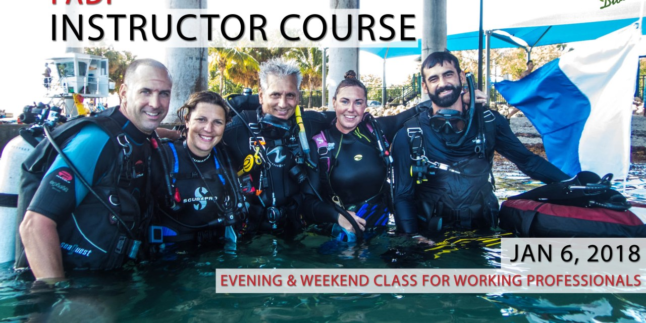 IDC – 2018 EVENING & WEEKEND COURSE