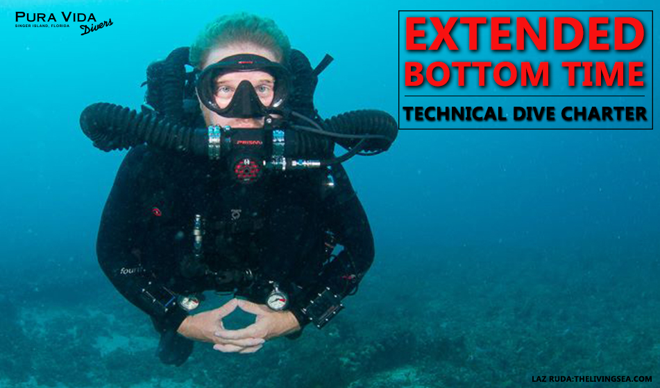 APRIL 8: EXTENDED BOTTOM TIME TECH CHARTER