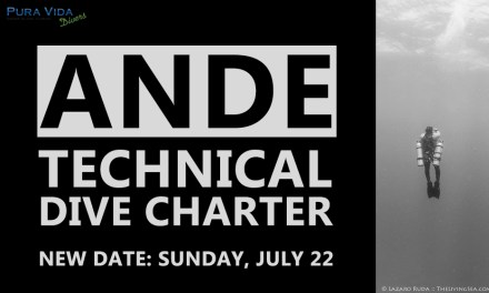 JULY 22: ANDE TECHNICAL DIVE CHARTER