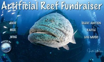 OCT 6: ARTIFICIAL REEF FUNDRAISER