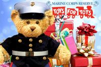 Holiday Party Toys for Tots Drive