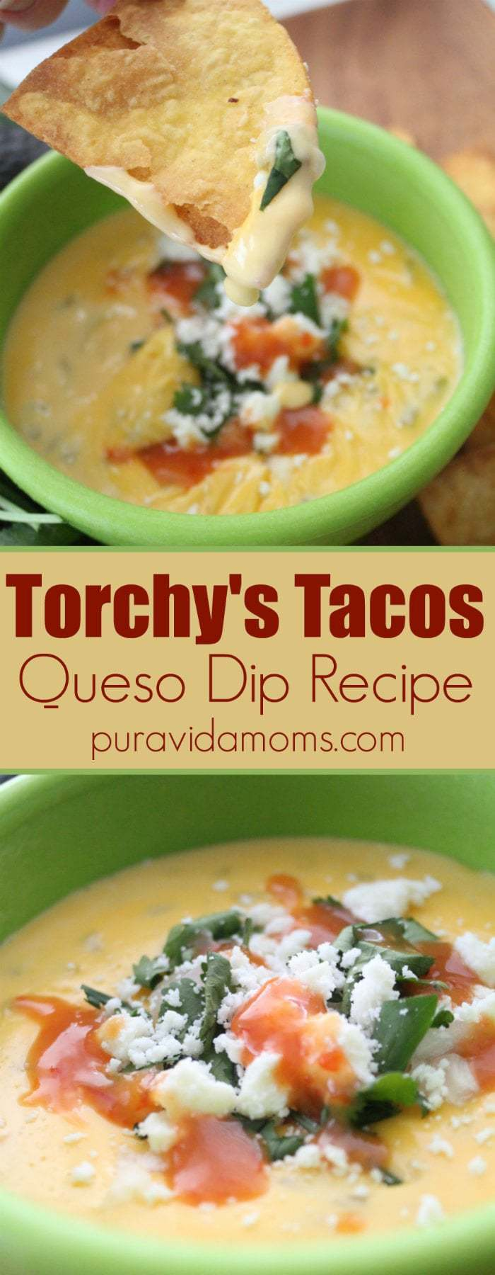 Torchy's Tacos Queso Dip Recipe