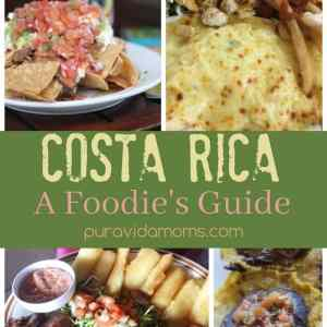 Costa Rica Food Photography