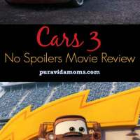 Cars 3 Movie Review {No Spoilers}