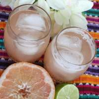100 Calorie Grapefruit Margarita