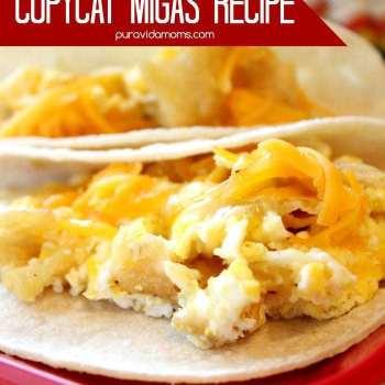 Torchy's Copycat Migas Tacos