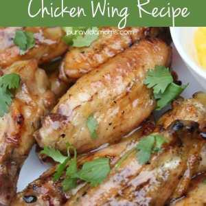 Mango Habanero Chicken Wings Recipe