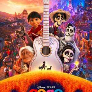 Disney Pixar Coco Movie Review