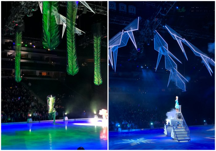 Disney On Ice Special Effects