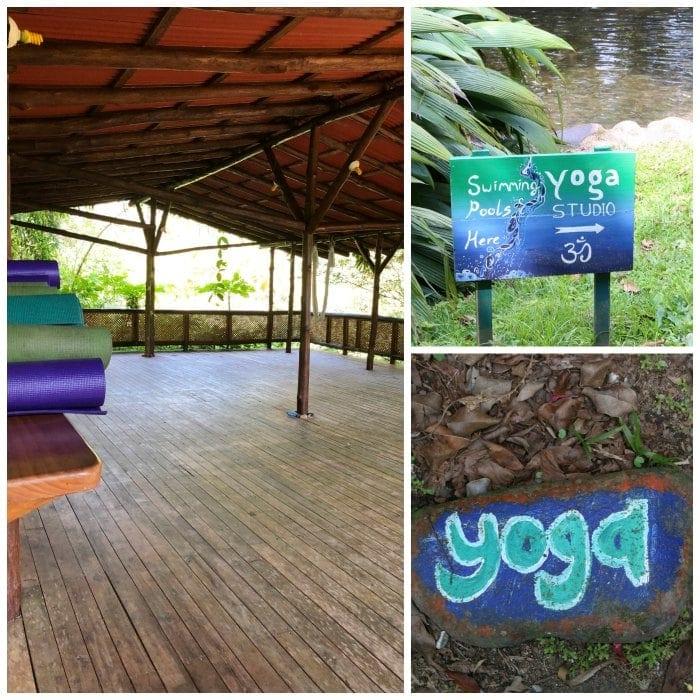 Yoga at Rancho Margot Costa Rica