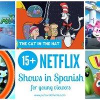13 Spanish Netflix Shows for Kids