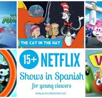 13 Spanish Netflix Shows for Kids