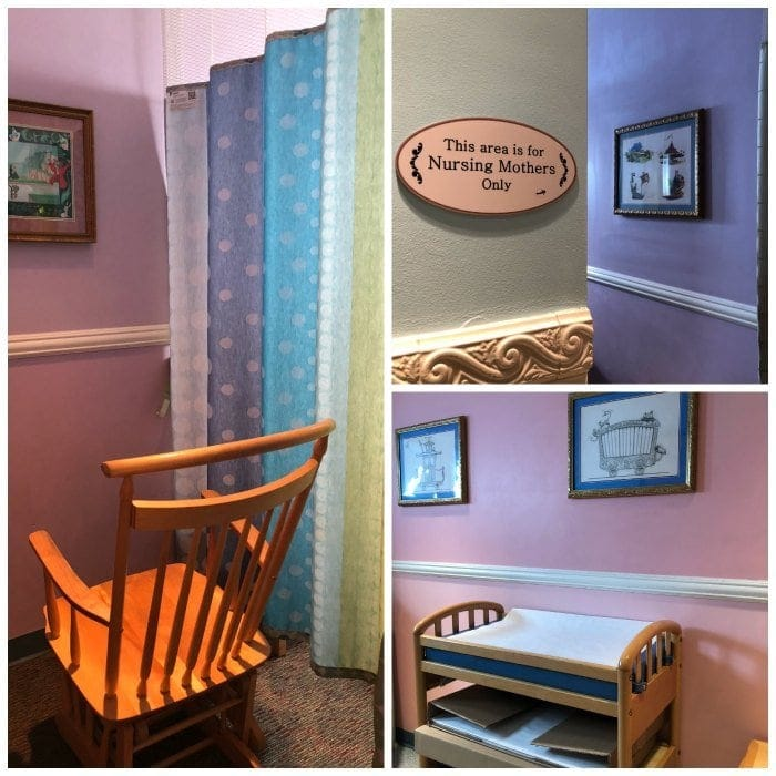 Heading to Disneyland with your family? Here's and overview of resources for families at Disneyland, including nursing moms, families with disabilities, children with dietary restrictions, and resources for small children.