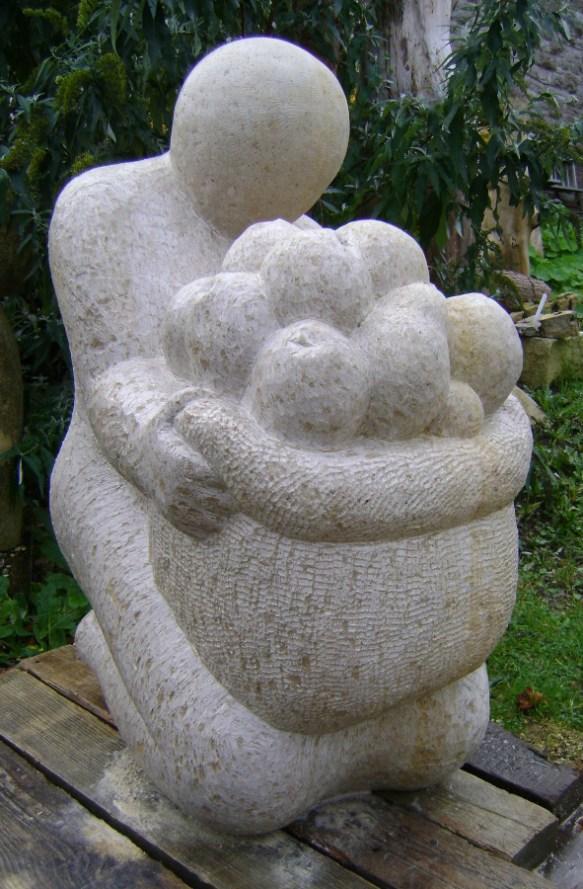 Angelika Seik - Autumn (Purbeck Stone)