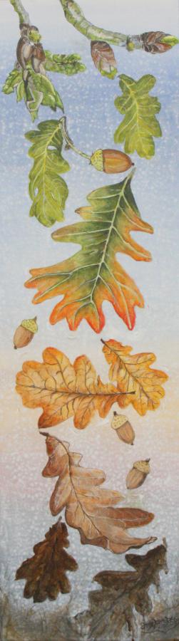 Annie Lovelass - Falling Leaves
