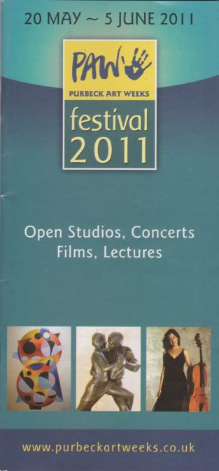 PAW Brochure Cover 2011