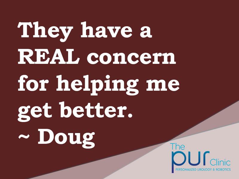 Doug Testimonial