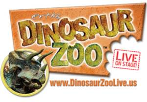 Erth's Dinosaur Zoo Live Erth's DINOSAUR ZOO LIVE™ on stage