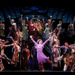 big dance number from 42nd Street