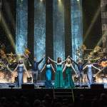 Celtic Woman performs on The Emerald World Tour at Comcast Arena in Everett, WA on March 25, 2014. (Photo by David Conger / davidconger.com)