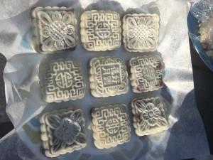 Handmade Moon Cakes