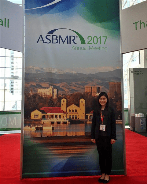 Attending the American Society of bone and Mineral Research (ASBMR) annual meeting 2017 in Denver