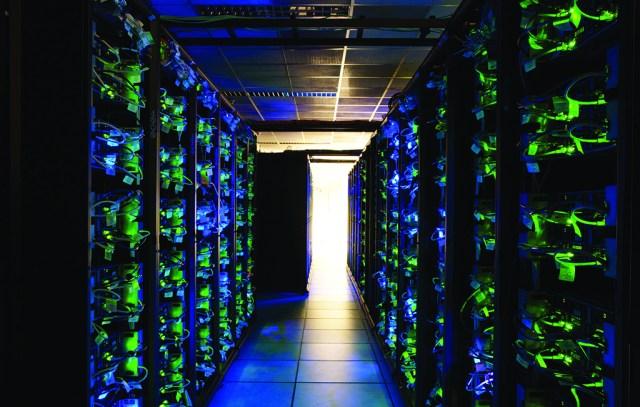 Purdue's Conte supercomputer cluster