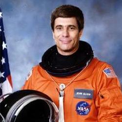 Astronauts Purdue in Space