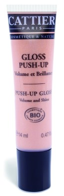 Cattier gloss push-up naturel