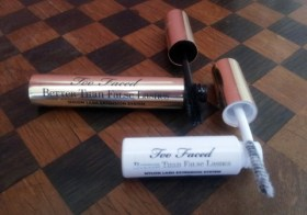Mascara Too Faced «Better Than False Lashes»: pour des cils de pin up…