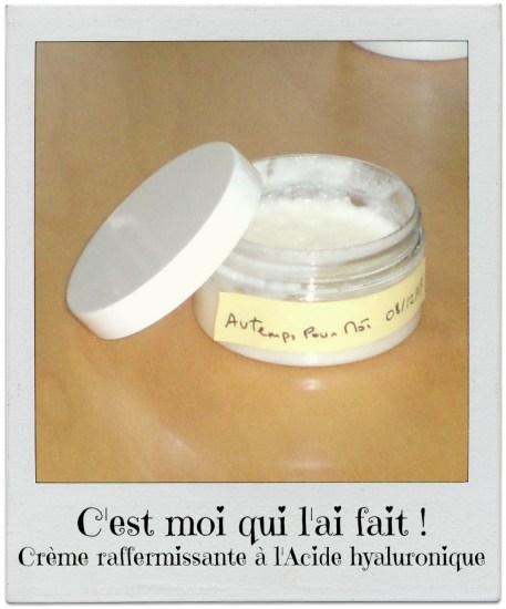 joi'essence crème raffermissante