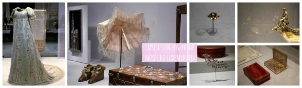 expo josephine musée du luxembourg