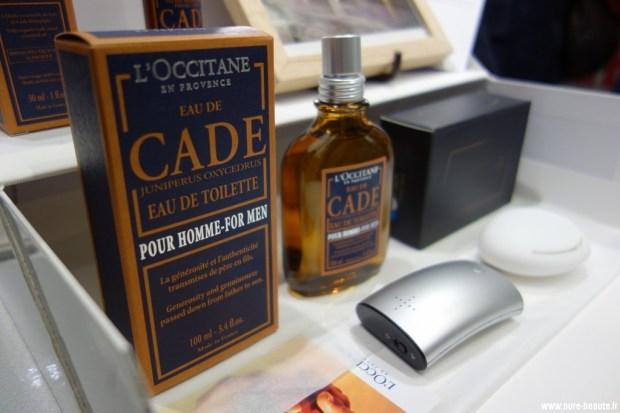 dandy box x l'occitane