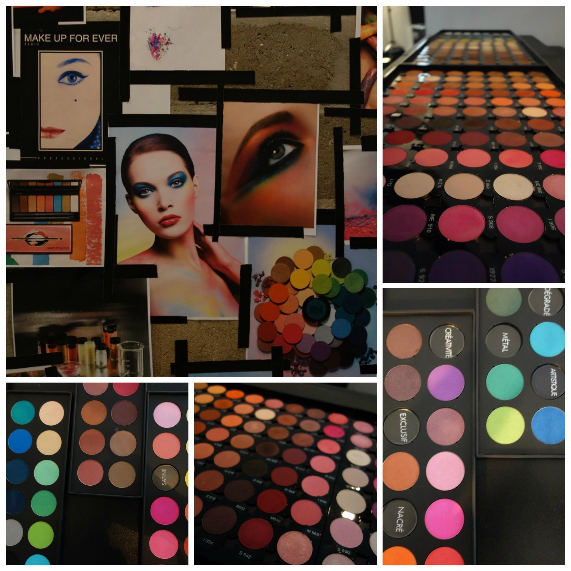 make up for ever maquillage Make Up For Ever : la marque de make up la plus arty a 30 ans