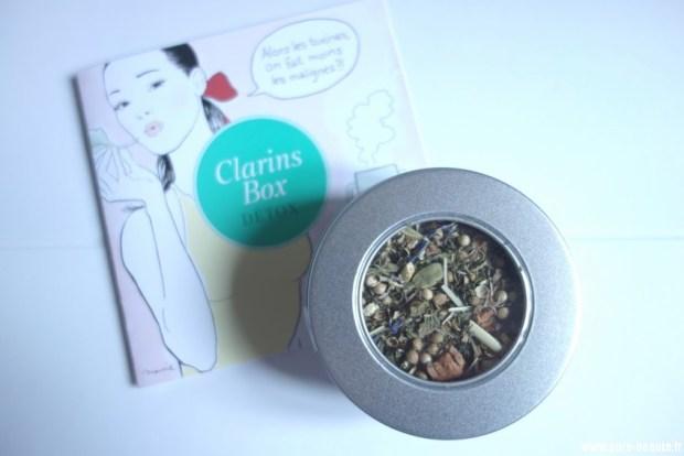 Clarins Box Détox (4)