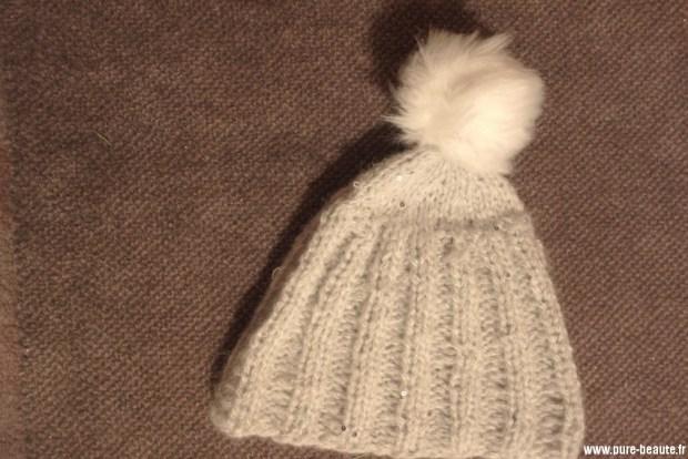 Kit Chic Phildar perle  bonnet