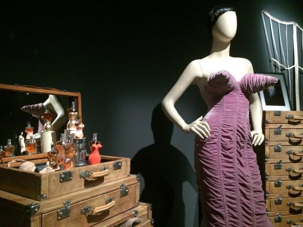 jean-paul gaultier corsets