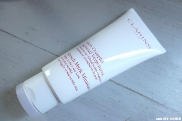 Clarins crème anti-vergeture