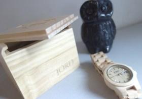 [Les dimanches de Pure-beauté] #40 : JORD Wood Watch Ely : une montre en bois pour afficher son côté «wild»
