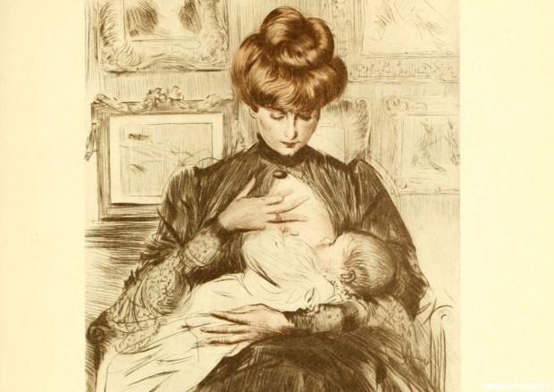 """Dessin, peinture ou gravure de Paul Helleu d'après """"Paul Helleu peintre et graveur"""" par Robert de Montesquiou - Paris 1913"""