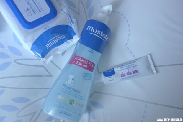 Mustela soins bébé