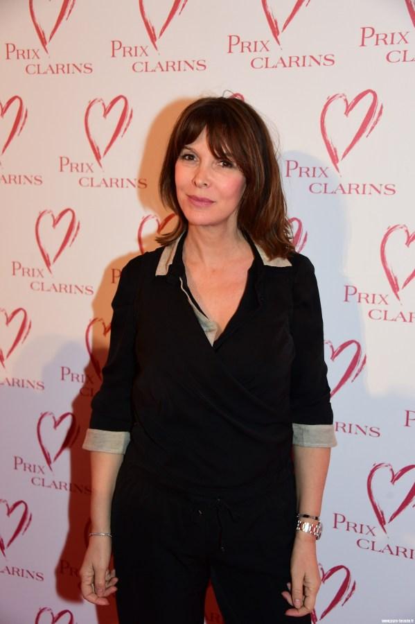 Tina Kieffer - Prix clarins