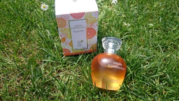 jardin d'Andalousie idparfums