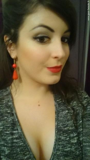 rouge à lèvre sephora M23 Rock Queen