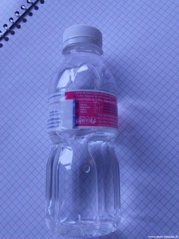 Composition eau de la Rosée de la Reine