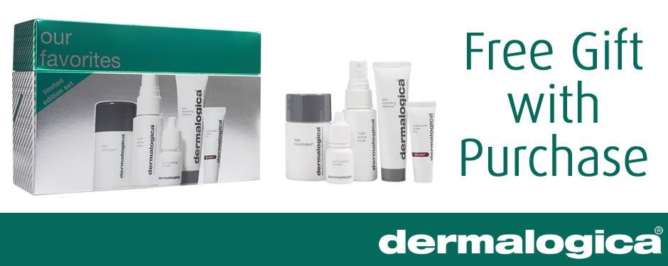 Free Dermalogica Favourites Kit