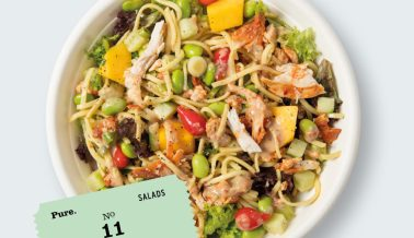 New month, new salads!