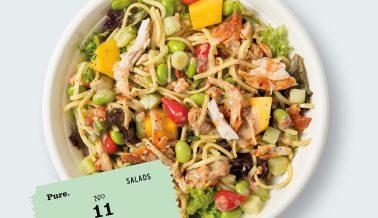 New month, new salads!