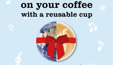 You've saved over £20k on your coffee so far…